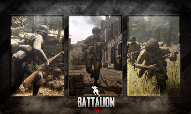 Battalion 1944 Early Access betekintő