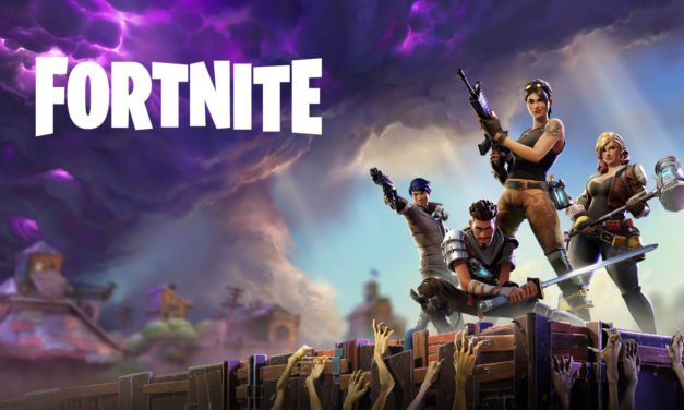 Új fegyver a Fortnite Battle Royale-ban