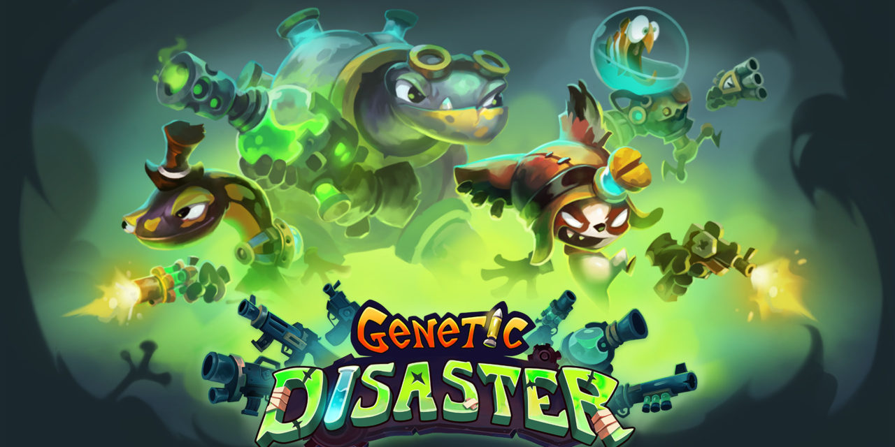 Genetic Disaster – Játékteszt