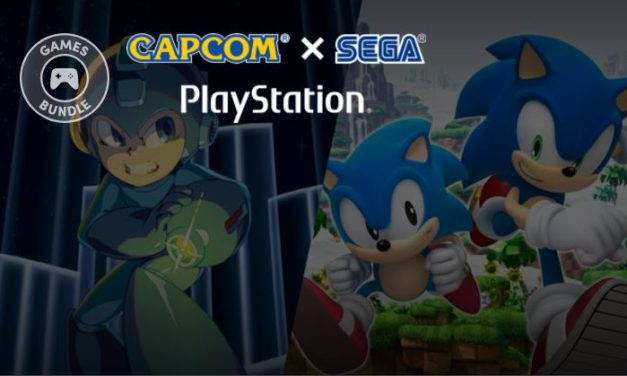 Humble Capcom X SEGA PlayStation Bundle