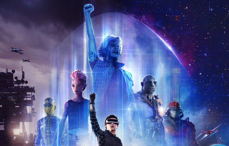 Ready Player One – Filmkritika