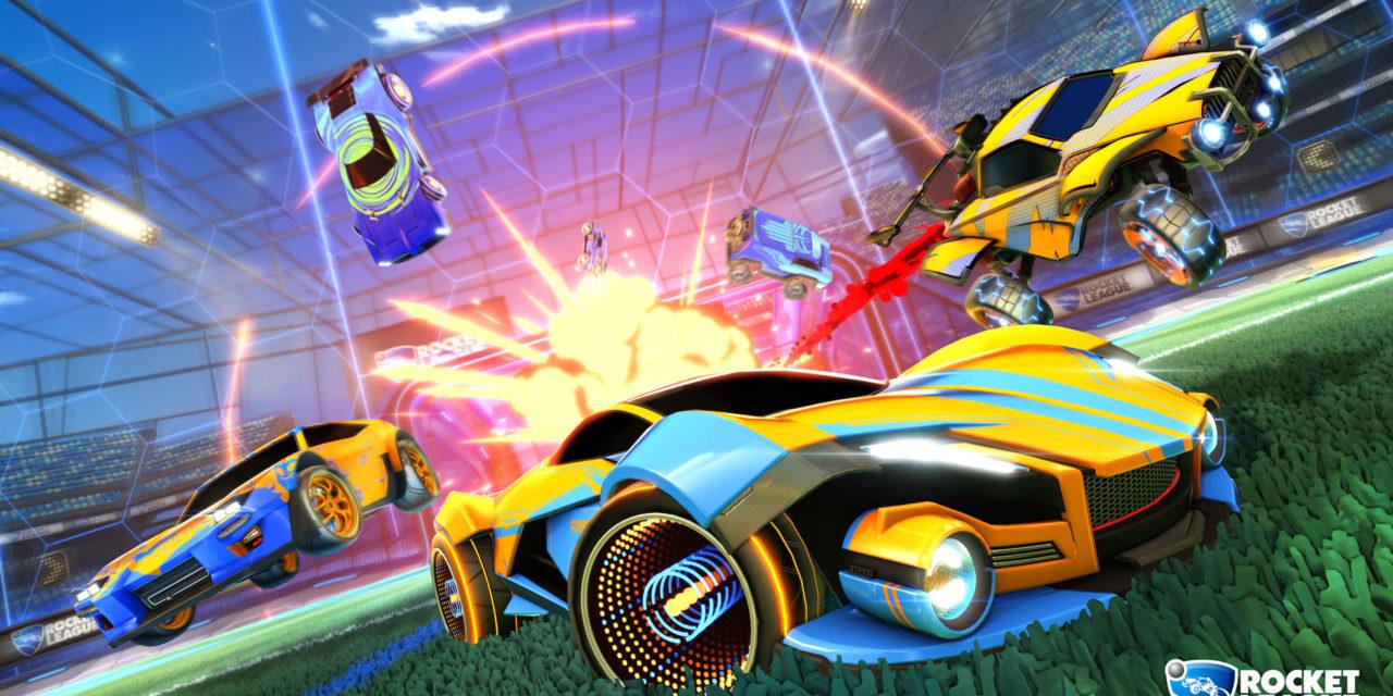Rocket League újdonságok