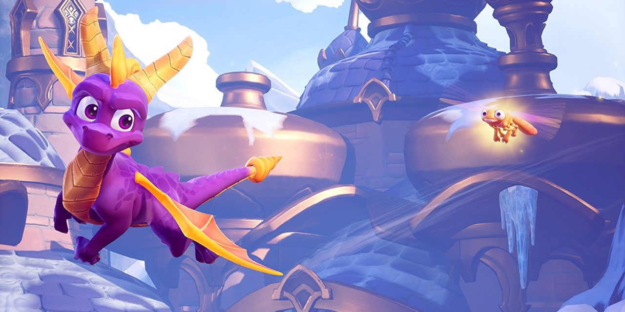 Spyro Reignited Trilogy: most már hivatalos!