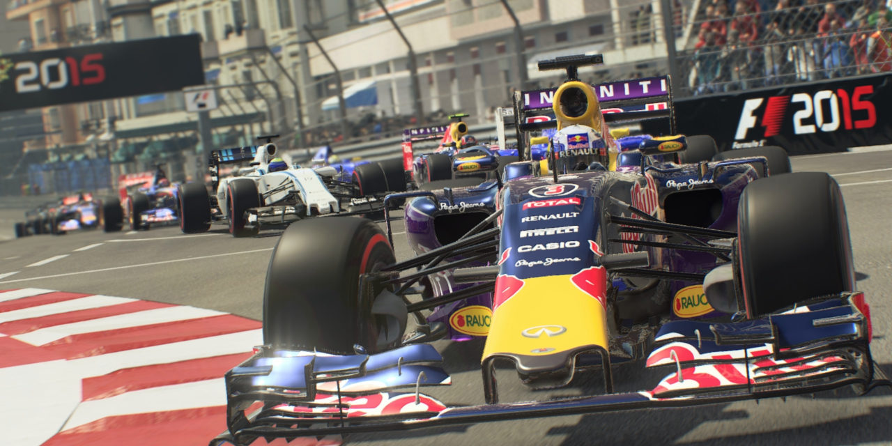 Ingyenes az F1 2015 Steam-en