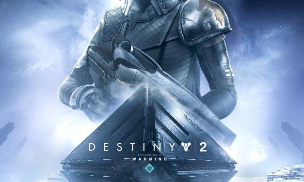 Destiny 2 – Expansion II: Warmind