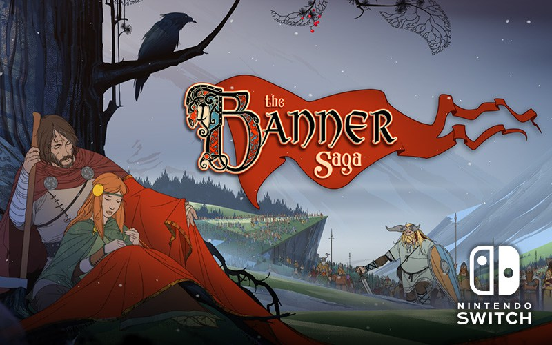 The Banner Saga – Nintendo Switch Játékteszt