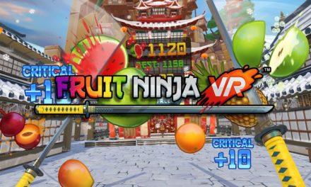 Fruit Ninja VR- játékteszt