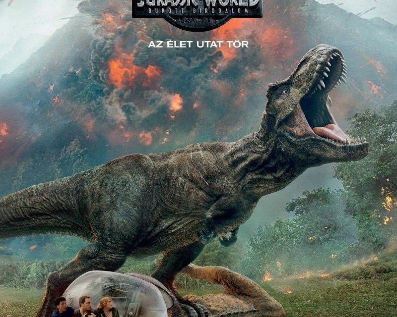 Jurassic World: Bukott birodalom – Filmkritika