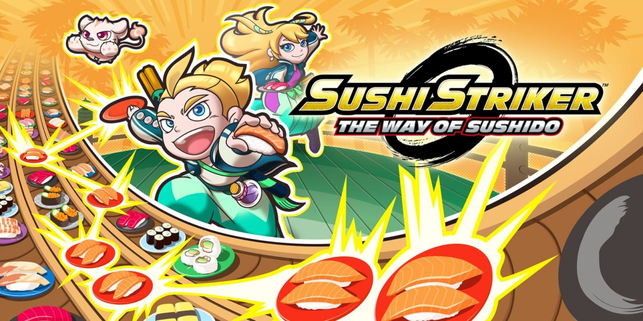 Sushi Striker The Way of Sushido – Játékteszt