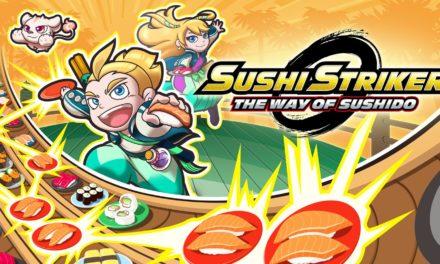 Sushi Striker The Way of Sushido – Játékteszt