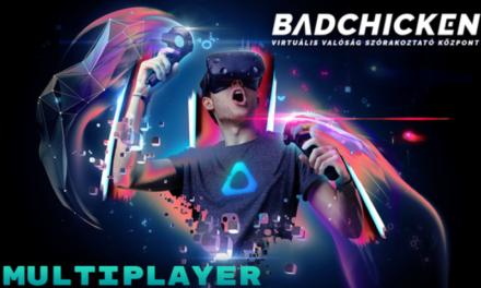 Elimpia a Badchicken VR-ban