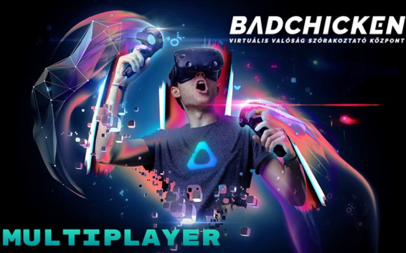 Igazi VR-élmény bárkinek! – Bad Chicken VR Club