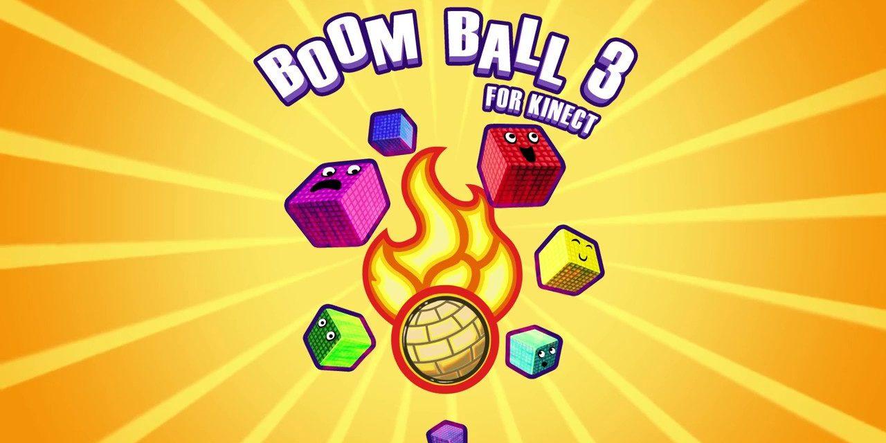 Boom Ball 3 for Kinect – Játékteszt