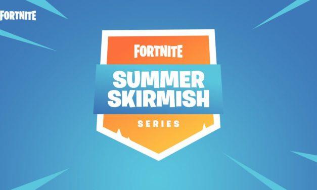 Summer Skirmish 4. hét
