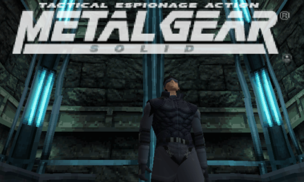The 90'S: Metal Gear Solid