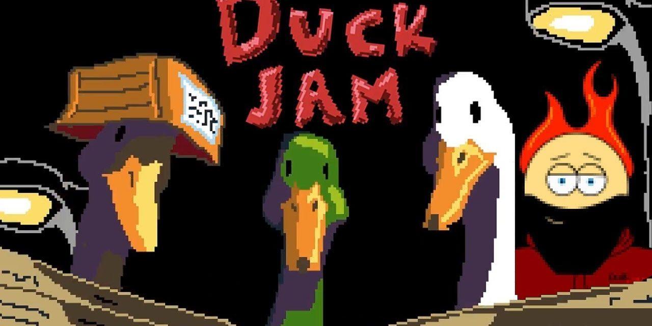 Duck Jam – WarioWare kacsákkal