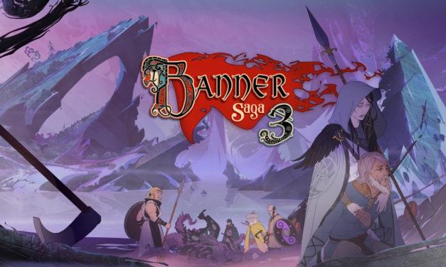 The Banner Saga 3 – Switch Teszt