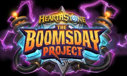 Hearthstone – The Boomsday Project