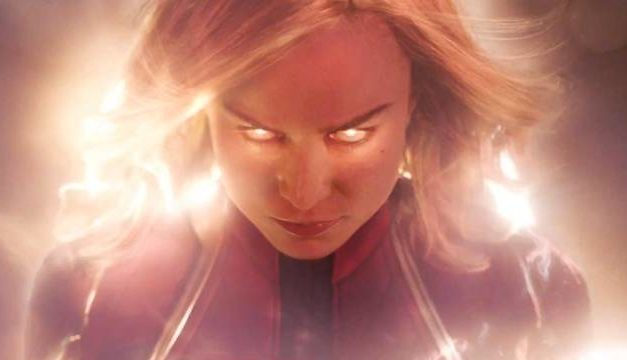 Captain Marvel – Hivatalos trailer