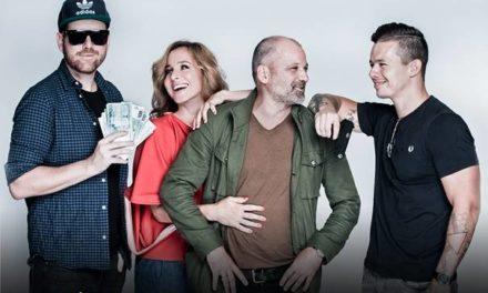 Az HBO bemutatja: exkluzív Wellhello koncert és Aranyélet vetítés