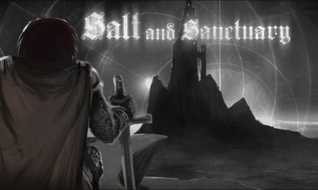 Salt and Sanctuary – Switch teszt