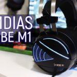 Gamdias Hebe M1 Fejhallgató teszt