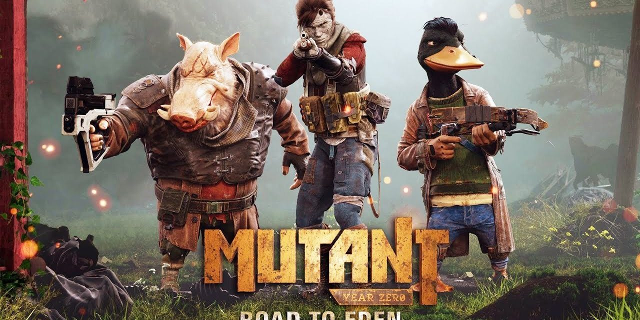 Mutant Year Zero: Road to Eden – Előzetes