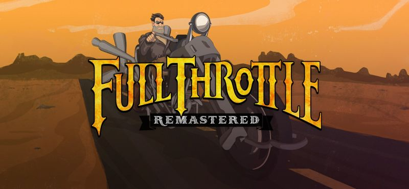 Ingyenes a Full Throttle: Remastered!