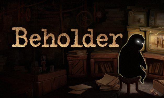 Beholder – Switch Játékteszt