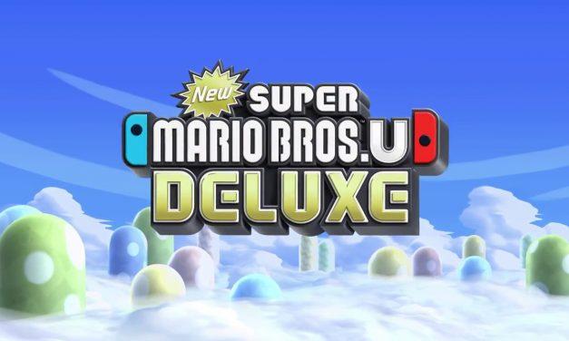 New Super Mario Bros U Deluxe – Játékteszt