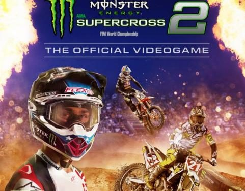 Monster Energy Supercross – The Official Videogame 2 – játékteszt