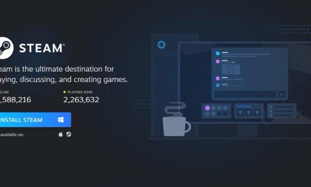 Megújul a Steam UI?