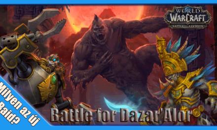 Milyen az új raid a World of Warcraft-ban?