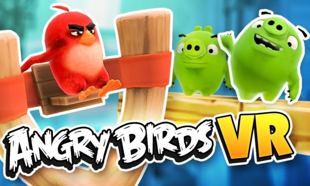 Angry Birds VR – játékteszt