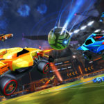 Jön a crossplatfrom party Rocket League-be