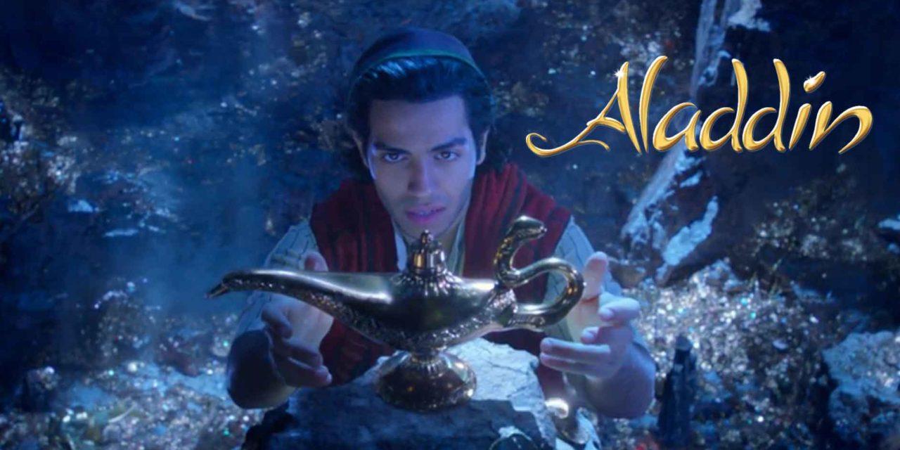 Megérkezett az Aladdin film előzetese!
