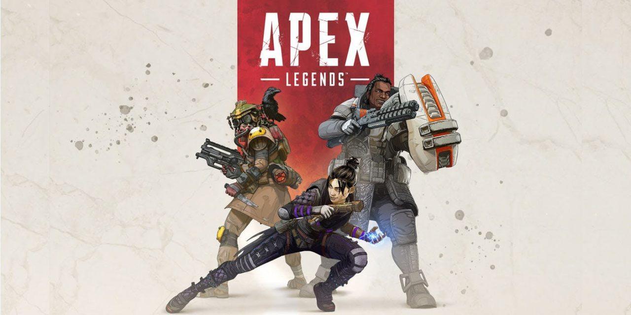 Wingman és Peacekeeper nerf az Apex Legends update-ben
