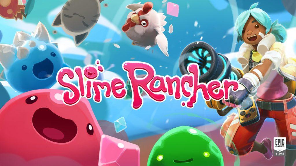 Ingyen Slime Rancher az Epic Games Store-ban - JÁTÉKOK magazin