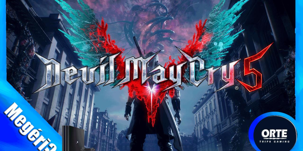 Devil May Cry V egy másik szemszögből
