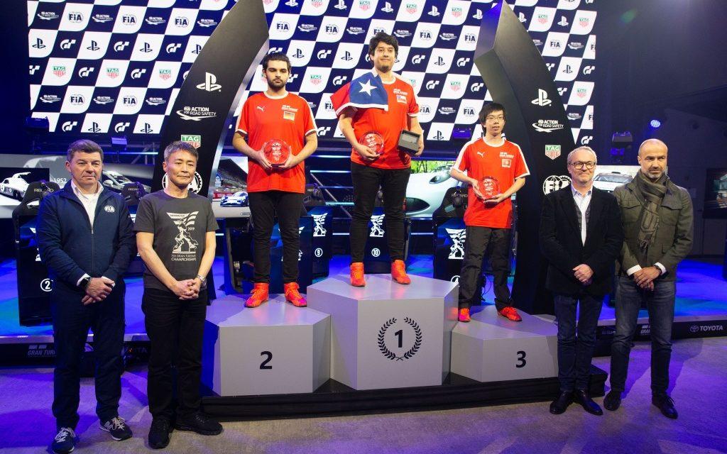 Megvan a legelső FIA által hitelesített Gran Turismo-bajnokságsorozat első részének győztese