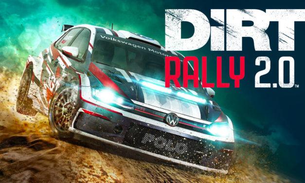DiRT Rally 2.0 – Játékteszt