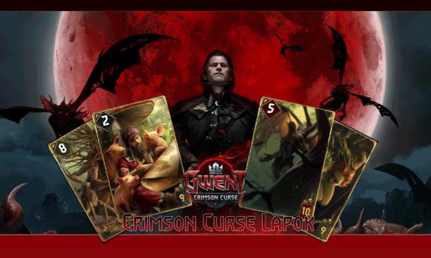 Gwent | Crimson Curse kiegészitő