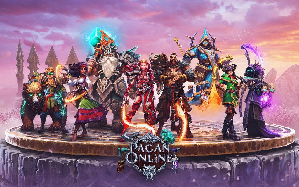 Elérhetővé vált a vadonatúj akció-szerepjáték, a Pagan Online korai hozzáférésű verziója