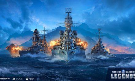 Megérkezett PS4-re és Xbox One-ra a World of Warships: Legends!