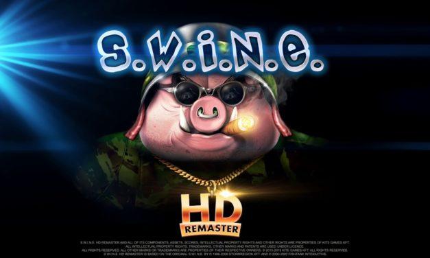 S.W.I.N.E HD Remaster– Játékteszt