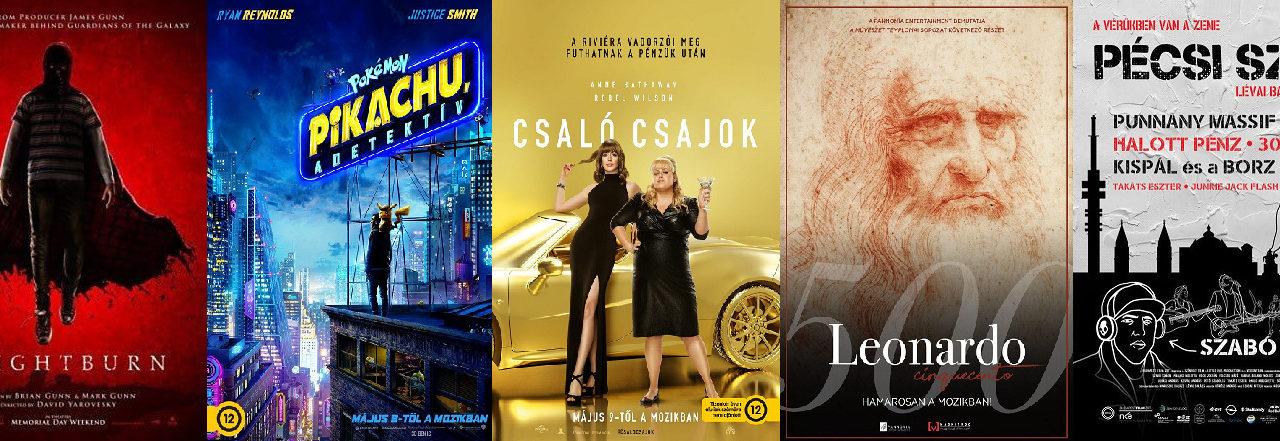 Aktuális mozipremierek 19. hét