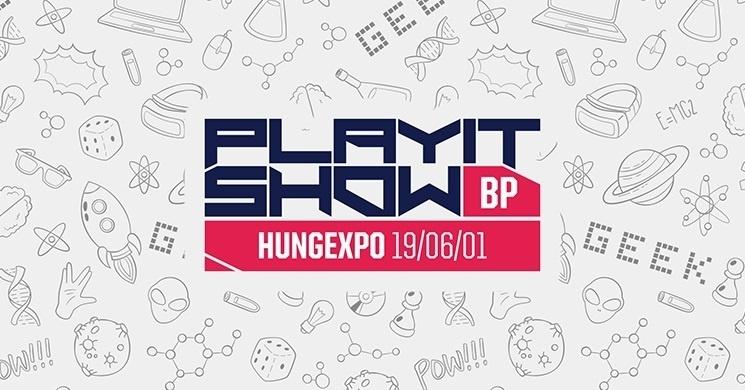 PlayIT Budapest 2019 tavasz – Élménybeszámoló