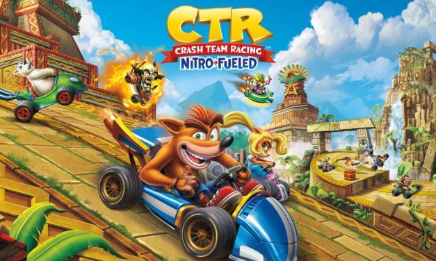 Crash Team Racing Nitro-Fueled – Switch játékteszt