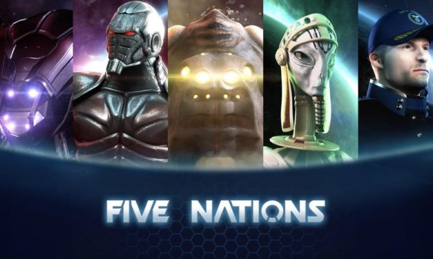 Five Nations – magyar StarCraft-klón a láthatáron!