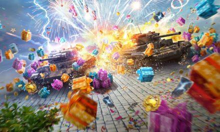 Ünnepi hangulattal várja az új évet a World of Tanks Blitz